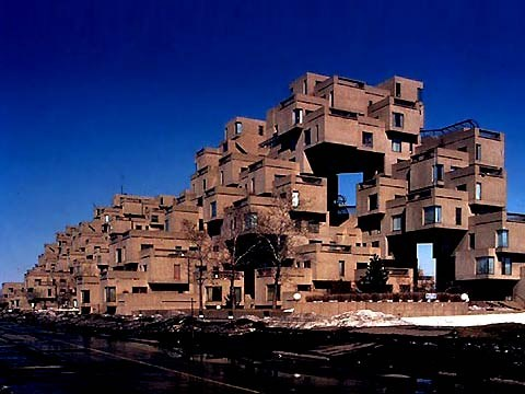 Moshe Safdie Building Uniqueness Talk Video TEDcom