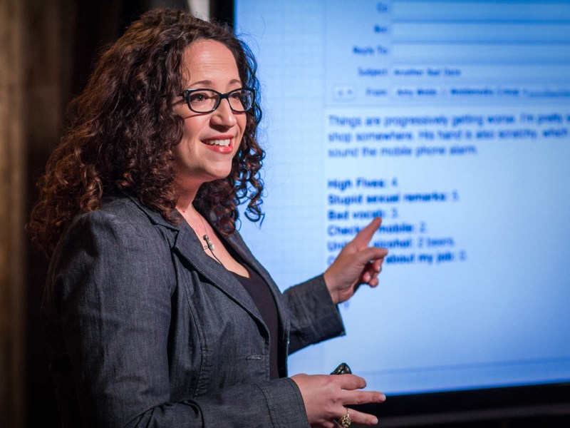 How i hacked online dating ted talk