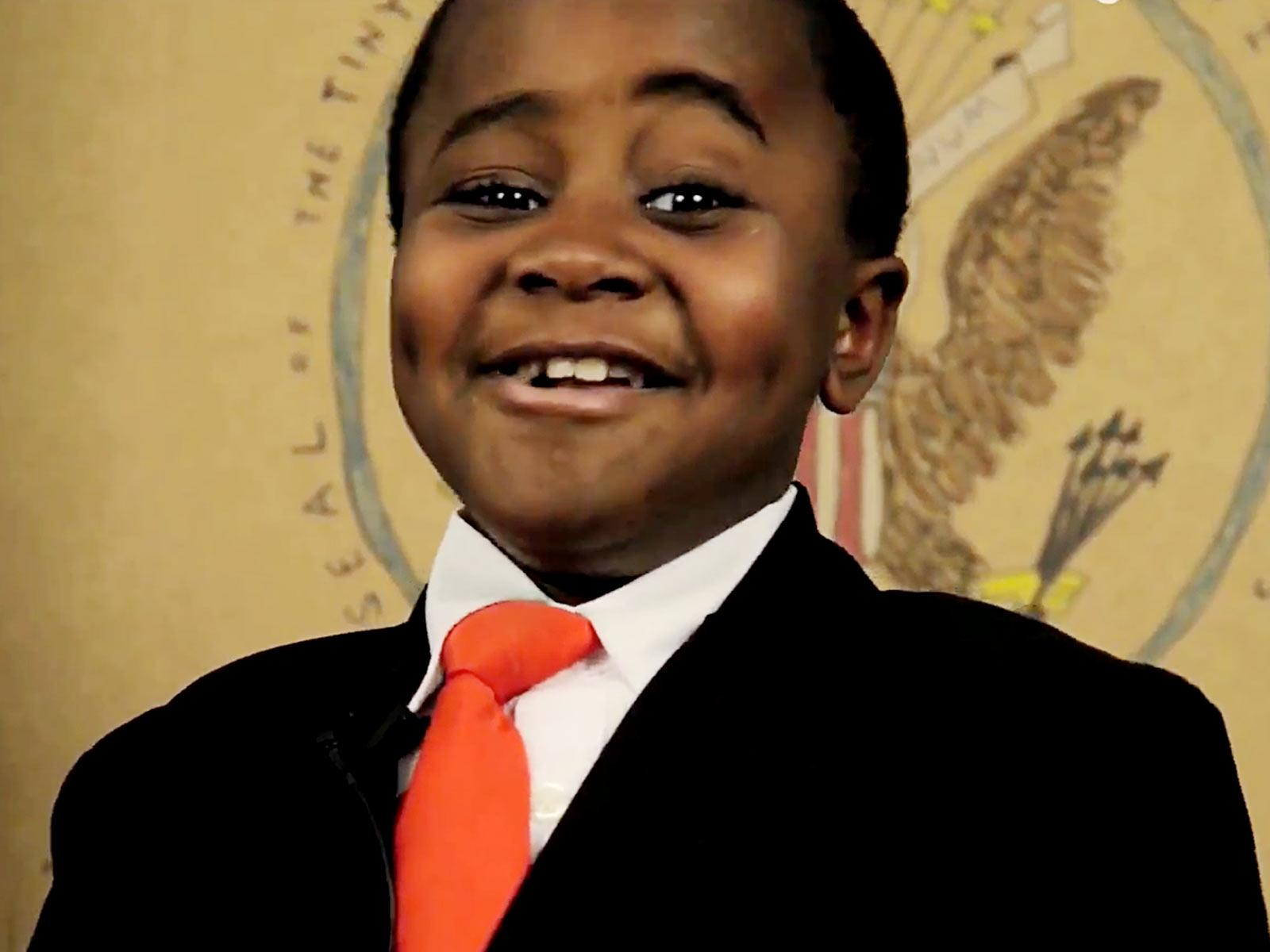 kid president height